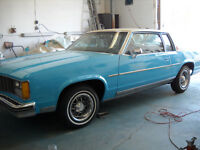 1979 Olds Delta 88  coupe royale