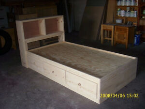 White 3 Drawer Captain's Bed Going Cheap!!