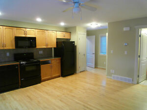 Airdrie carriage house apartment
