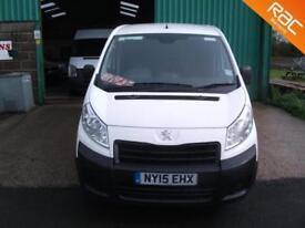 REDUCED Peugeot Expert 1.6 L1 H1 HDi CL EW Ply lined Bennett Van Sales Ormskirk