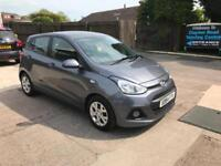 2014 HYUNDAI i10 SE 1.0 PETROL MANUAL ONLY11500 MILES WITH FULL SERVICE HISTORY.