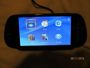 """7"""" Night Vision LCD Car Monitor West Island Greater Montréal image 3"""