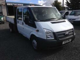 Ford Transit 2.2TDCi 2013 13 Reg 125 ps one Stop tipper