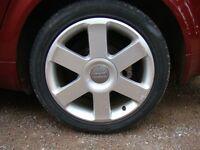 Audi Rim Wanted