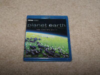 Planet Earth Blu-ray The Complete Series 4 disc set