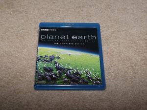 Planet Earth Blu-ray The Complete Series 4 disc set London Ontario image 1