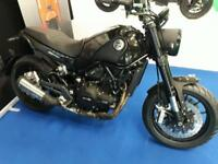 BENELLI LEONCINO 500cc BRAND NEW FOR 2018