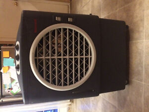 Honeywell CO48PM Evaporative Air Cooler For Indoor, Outdoor & Co