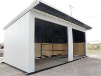 Custom Built All Steel Horse / Cattle Shelter