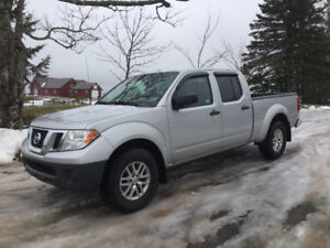 2017 Nissan Frontier SV 4x4 *No Longer Available*