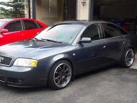 2004 Audi A6 3.0 Sedan - Sport suspension