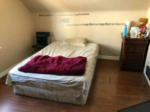 ROOM FOR RENT #5 MINS WALK TO MOHAWK COLLEGE#