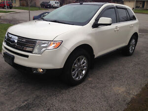 2008 FORD EDGE LIMITED EDITION