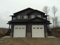 Brand New Construction Duplex for Rent in Peace River