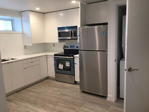 GARDEN SUITE ~ BRAND NEW / JUST RENOVATED / NEVER BEEN LIVED IN!