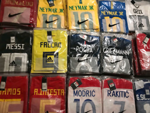 **SALE** SELLING TOP QUALITY AUTHENTIC WORLD CUP JERSEYS