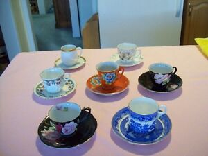 1/2 PRICE IF ALL ***6 DEMI TEA CUPS**ARE PURCHASED*  $15 EACH