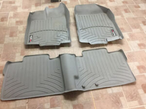 Weather Tech Floor Mats - Ford Edge