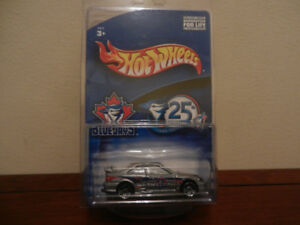 Toronto Blue Jays Hot Wheels Honda Civic SGA 25th
