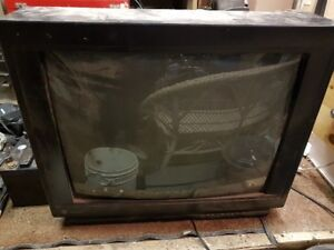 "27"" General Electric TV"