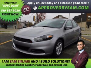 DART SXT - Payment Budget and Bad Credit? GUARANTEED APPROVAL.