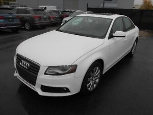 2010 Audi A4 Qattro Auto 2.0L Turbo Mint Condition