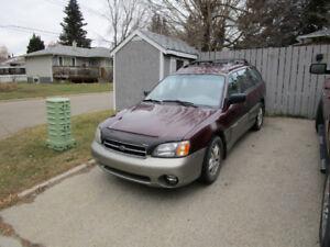 2000 Subaru Outback Legacy Hatchback