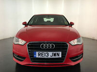 2013 AUDI A3 TDI SE 5 DOOR HATCHBACK 1 OWNER AUDI SERVICE HISTORY FINANCE PX