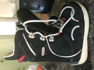 Mens Snowboarding Boots