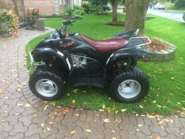 Used 2008 Yamaha Wolverine Special Edition