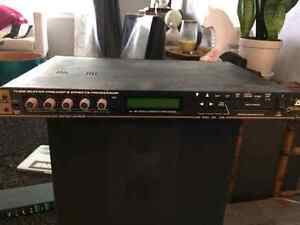Peavey Guitar preamp and effects processor
