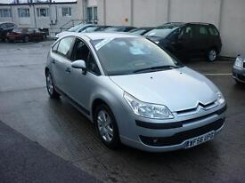 2007 Citroen C4 1.6HDi 16v ( 92hp ) Cool Finance Available