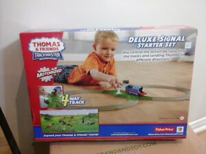 Thomas & Friends,TrackMaster Motorized railway Deluxe Signal