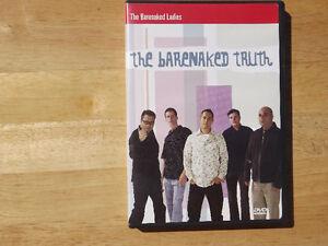 """FS: 2004 Barenaked Ladies """"The Barenaked Truth"""" DVD"""