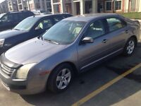 Ford fusion 2006 4 cilyndre