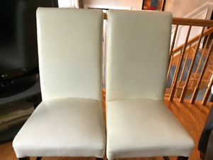 Dining Room/Parson Chairs Need Gone ASAP