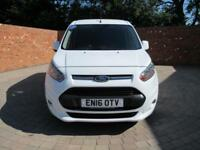 FORD TRANSIT CONNECT 200 L1 H1 LIMITED SWB 115 BHP AIR CON ALLOYS 3 SEATS