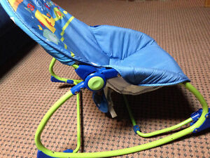 Fisher  price to toddler rocker West Island Greater Montréal image 2
