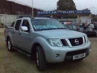 Nissan Navara DCI TEKNA 4X4 DCB £6895 PLUS VAT