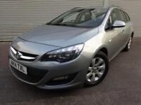 VAUXHALL ASTRA 1.7 DESIGN CDTI 2014 GOOD AND BAD CREDIT CAR FINANCE AVAILABLE