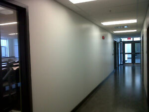 Profession Commercial Wall Finishes