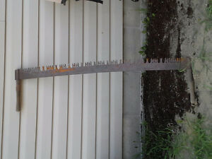 2 man 4' crosscut saw