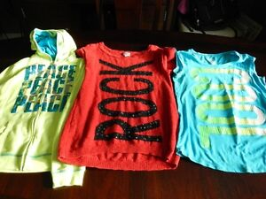 Girl's Size 16/18 Justice Clothing $3-5