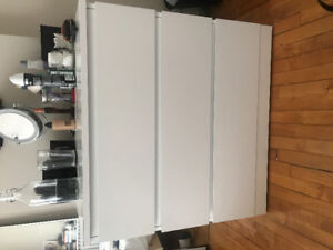 Malm White IKEA chest of Drawers