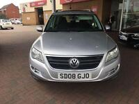 A Wonderful One Owner Volkswagen Tiguan 2.0 TDI ESCAPE 140PS, One Owner 4X4