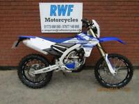 Yamaha WR250 F, 2016 MODEL, 66 REG, MINT COND ONLY 1 OWNER & 317 MILES FROM NEW