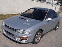1995 Subaru Impreza WRX STi AWD 275 HP FAST !