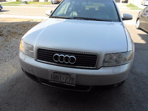 2004 Audi A4 Wagon CERTIFIED ETESTED