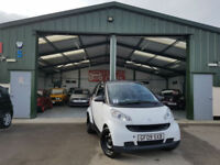 2009 Smart fortwo 0.8cdi ( 45bhp ) Pure AUTOMATIC LOW MILAGE FINANCE AVAILABLE