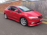 Honda Civic 2.0i-VTEC Type R GT 2009 Only 35,000 Miles